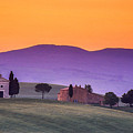 Morning Prayer In A Tuscan Dawn by Andrew Soundarajan