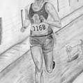 Morning Race by Russ  Smith
