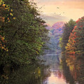 Morning River View  by Jessica Jenney