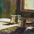 Morning Setting by Marlene Gremillion