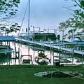 Morning Stillness In Williams Bay, Wi by Jane Butera Borgardt