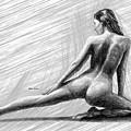 Morning Stretch by Rafael Salazar