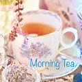 Morning Tea by Jacqueline Manos
