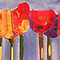 Morning Tulips by Dalas  Klein