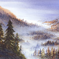 Morning Vista by Darrell Dubose