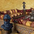 Moroccan Room by Elisabeth Lucas