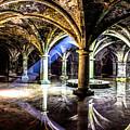 Morocco Cistern by Tom Garrison