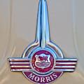 Morris Hood Emblem by Jill Reger