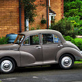 Morris Minor by Pennie McCracken