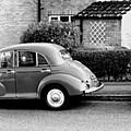 Morris Minors by Anthony Manders