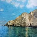 Morro Ballena North Of Chile by Carola Moreno
