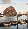 Morro Bay Small Pier by Sharon Foster