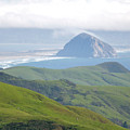 Morro Rock by Brooke Roby