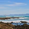 Morro Rock by Erin Finnegan