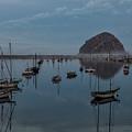 Morrow Bay Reflection by John Johnson