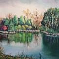 Morton Arboretum No.2 by Carole Sluski