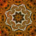 Mosaic Antigua by Richard Ortolano