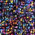 Mosaic  by Expressionistart studio Priscilla Batzell