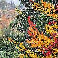 Mosaic Foliage by Ursa Davis