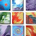 Mosaic Of Abstracts by Ann Williams
