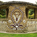 Mosaic Stone Bandstand In Anacortes by Tom Cochran