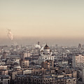 Moscow At Dusk by Justin Carrasquillo