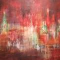 Abstract Moscow by Elmira Sharipova