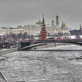 Moscow Winter Look by Yury Bashkin