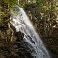 Mosher Hill Falls by Jan Mulherin