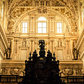 Mosque Cathedral Of Cordoba 7 by Andrea Mazzocchetti