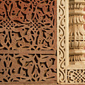 Mosque Detail by Emily M Wilson