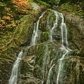 Moss Glen Falls by Deborah Benoit