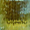 Moss Green Abstract Low Polygon Background by Aloysius Patrimonio
