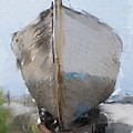 Moss Landing Boat by Sarah Madsen