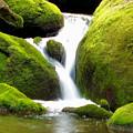 Mossy Falls by Johann Todesengel