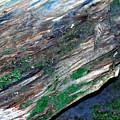 Mossy Rock by Alan Look