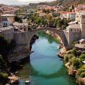 Mostar by Blaz Gvajc