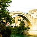 Mostar, Bosnia by Evisabel Fabrega