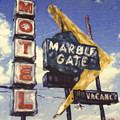 Motel Marble Gate by Steven  Godfrey