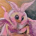 Moth Of Pink by Brianna Reynolds