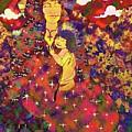 Mother And Child by Dede Shamel Davalos