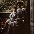 Mother And Child. Johannes Hendrikus Antonius Maria Lutz, 1907 - 1916 by Johannes Hendrikus Antonius Maria Lut
