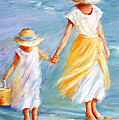 Mother And Daughter by September McGee