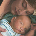 Mother And Son by Sandra Butler