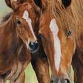 Mother Love by David Stribbling