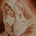 Mother Mary by Mike Hinojosa