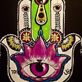 Mother Nature Hamsa by Josiah Polley