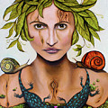 Mother Nature by Leah Saulnier The Painting Maniac