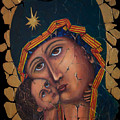 Mother Of God by OLena Art Brand