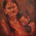 Mother by Sunita Shakya